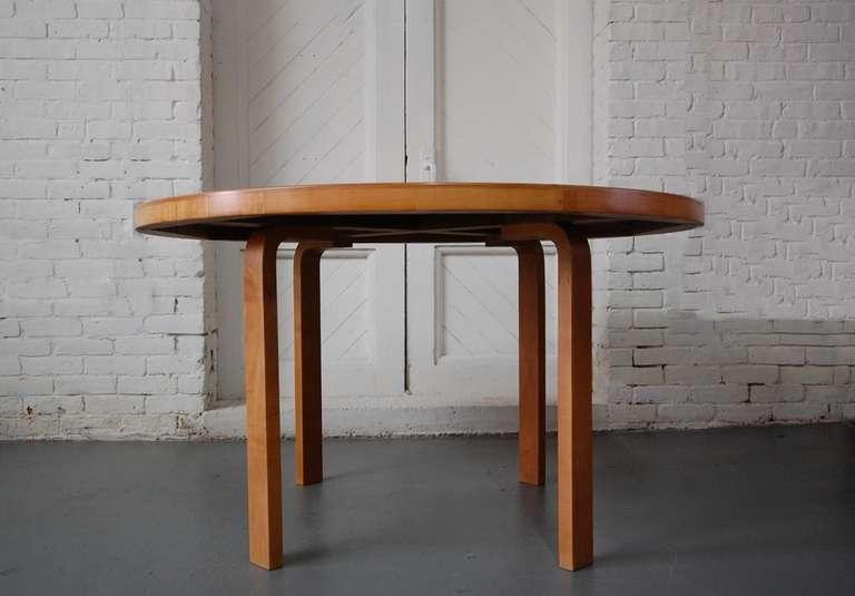 Model 91 Dining Table By Alvar Aalto 2