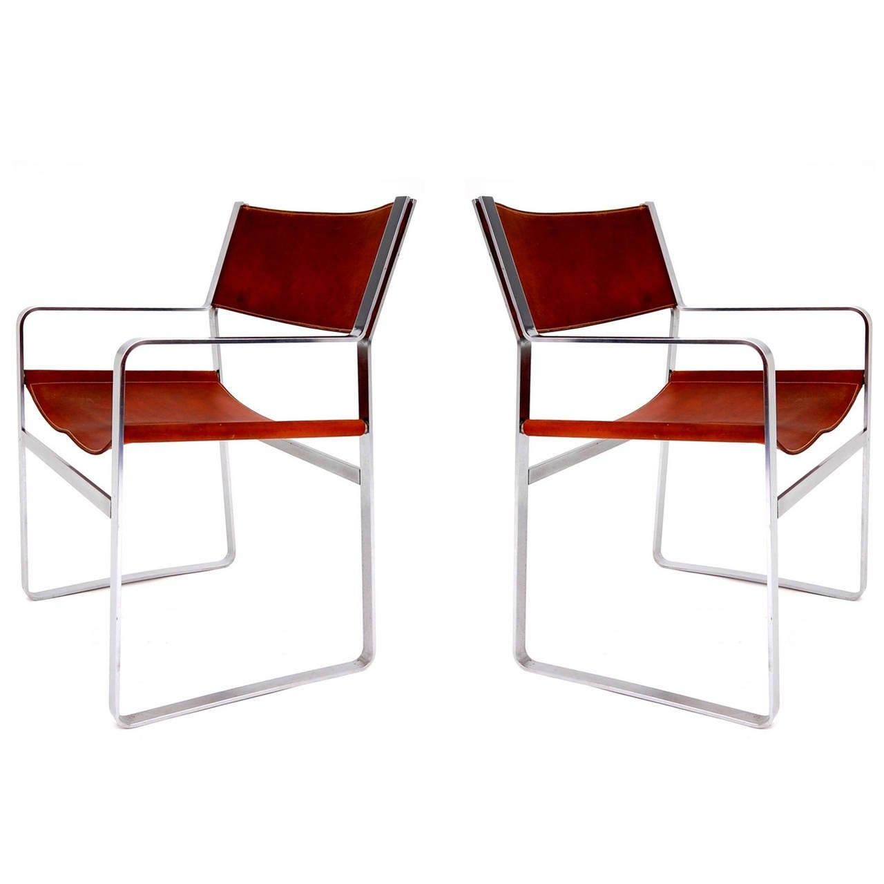 Pair of Hans Wegner Chairs for Johannes Hansen