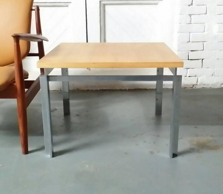 Scandinavian Modern Rare Poul Kjaerholm PK55