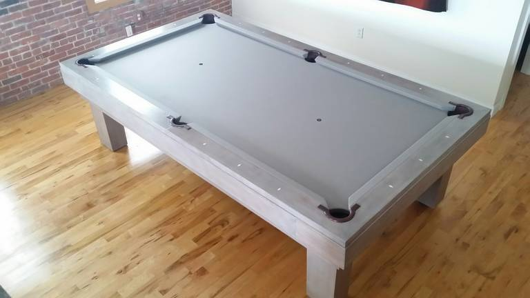 Custom Pool Table Designed By Thomas O Brien Of Aero