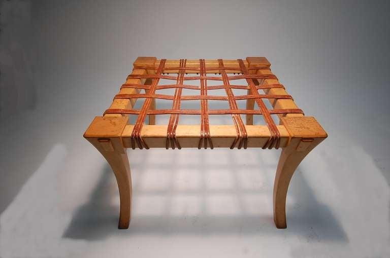 klismos stool ~ klismos stool in the style of robsjohngibbings for sale