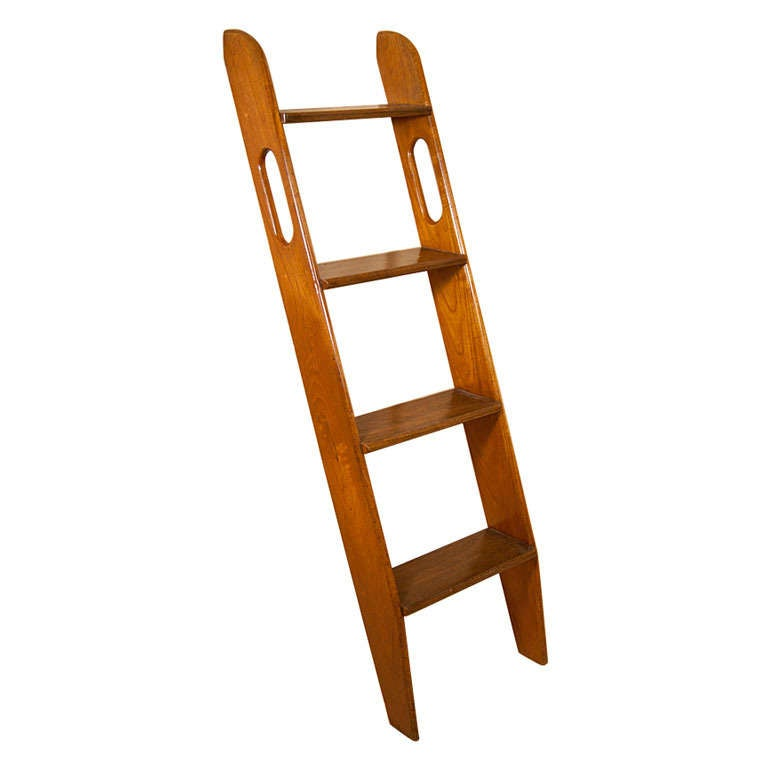 A mahogany companionway yachting ladder at 1stdibs for L furniture more kelowna