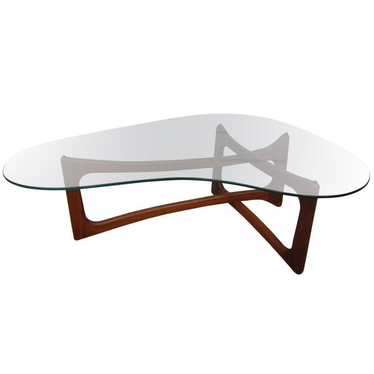 Https Www 1stdibs Com Furniture Tables Coffee Tables Cocktail Tables Adrian Pearsall Sculptural Walnut Dog Bone Coffee Table Mid Century Danish Id F 757056