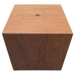 Magic Puzzle Cube Danish Teak Nesting Tables Mid-century Modern