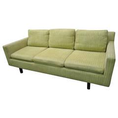 Stunning Signed Dunbar Three Seater Sofa Mid-Century Modern