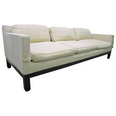 Well Designed Edward Wormley for Dunbar Sofa, Mid-Century Modern