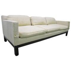 Well Designed Edward Wormley for Dunbar Sofa, Mid-Century Modern