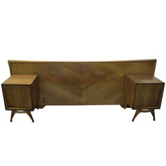 Fabulous Night Stands with Headboard