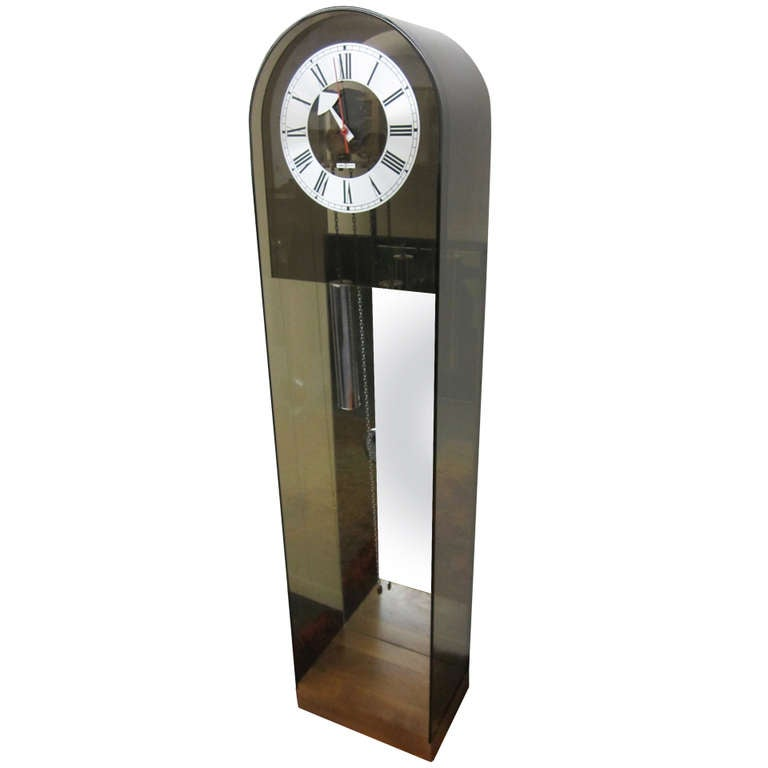 midcentury wall clock by george nelson for howard miller