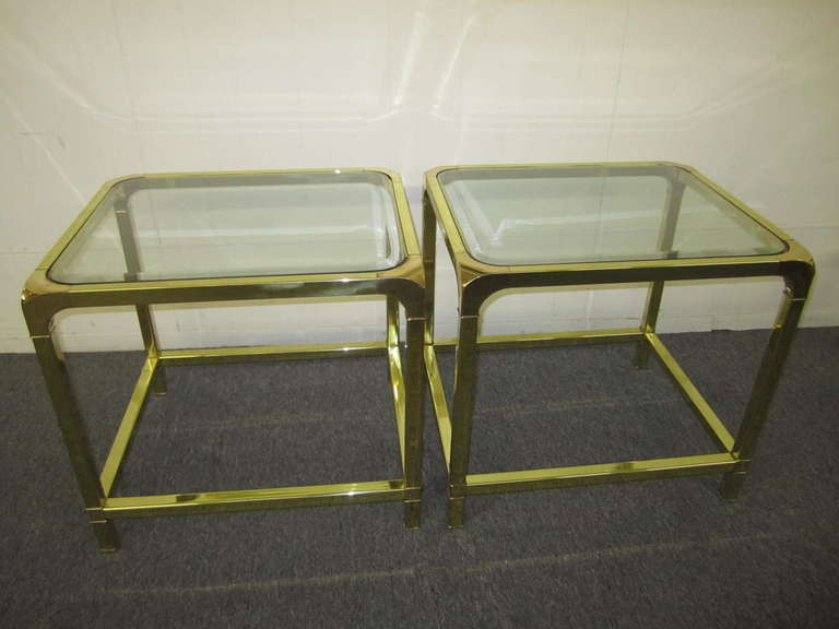 Brilliant solid brass mastercraft coffee table hollywood for Brilliant modern teenage furniture