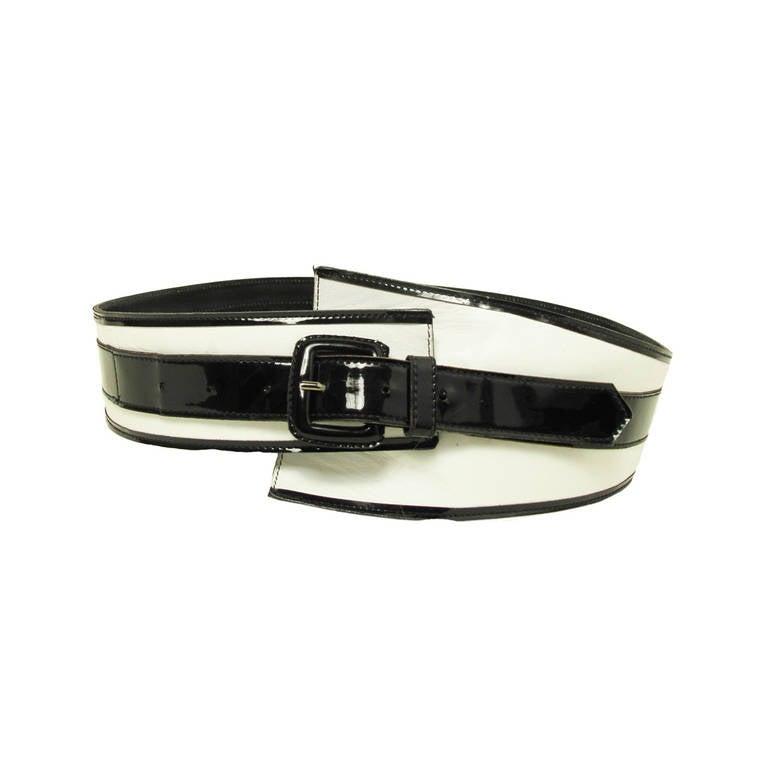 Yves Saint Laurent Waist Belt 1