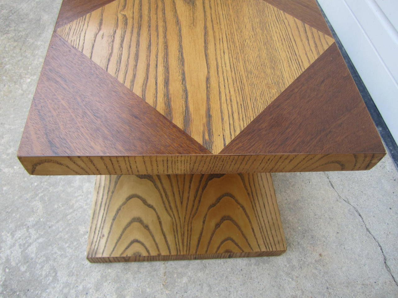 Excellent Pair of Lane Z End Side Tables Mid-Century Modern For Sale 1