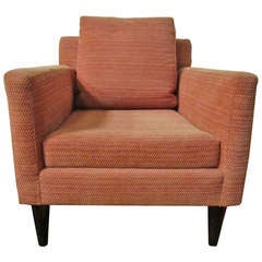 Gorgeous Dunbar Arm Chair Edward Wormley Mid-century Modern