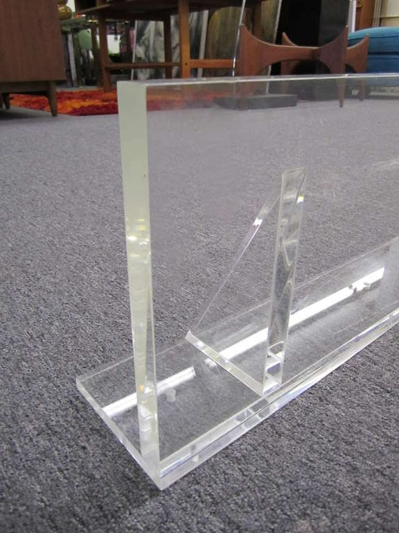 fabulous pair of large thick lucite wall shelves mid lucite floating wall shelves Corner Wall Shelves in Shower with 2 Panels Each Acrylic