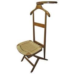 Italian Valet Chair by Ico & Luisa Parisi Fratelli Reguitti Mid-century Modern
