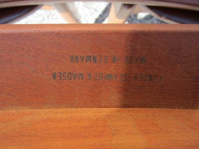 6 Funder Schmidt Madsen Chairs Teak Extension Table Danish  : 943213478456824 from www.1stdibs.com size 640 x 480 jpeg 42kB