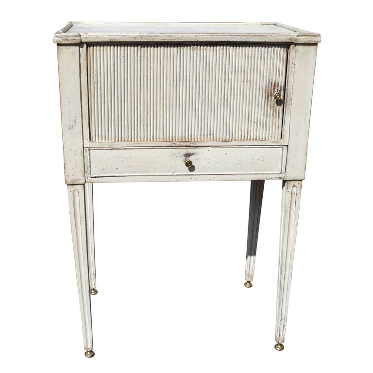 Gustavian Side Table, 19th Century, Sweden For Sale