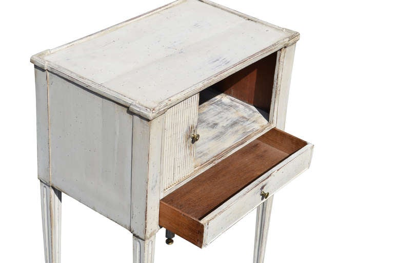 Gustavian Side Table, 19th Century, Sweden 2