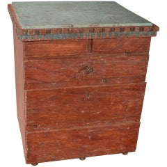 Small Gustavian Chest of Drawers