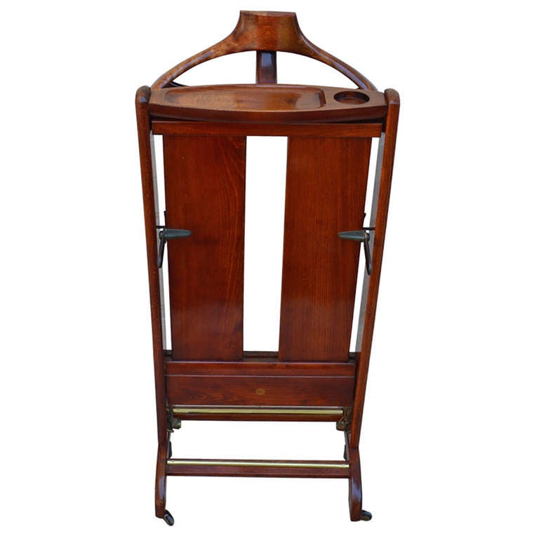 Mid Century Valet by Fratelli Reguitti at 1stdibs