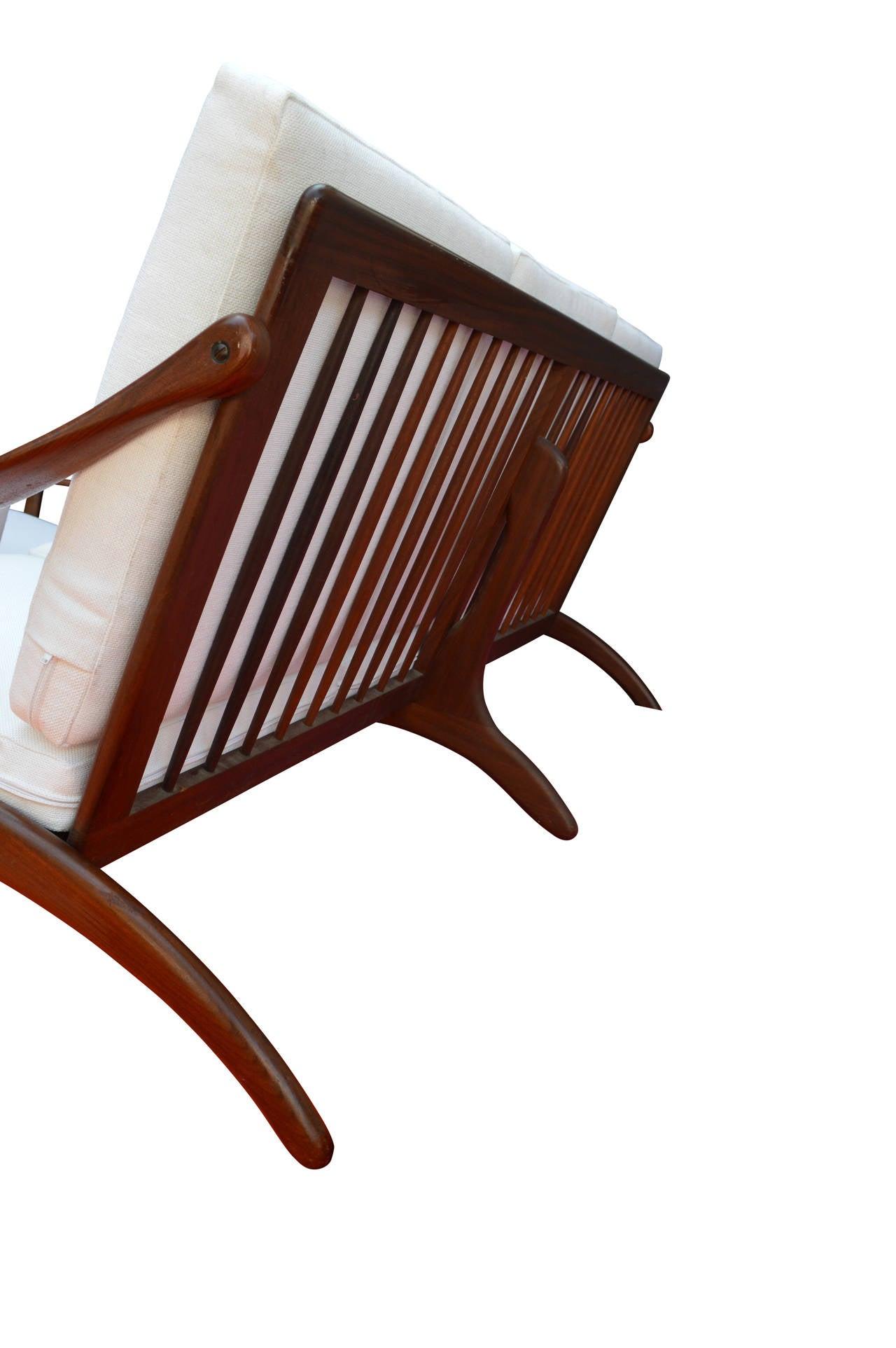 Danish Mid-Century Sofa by Arne Hovmand Olesen
