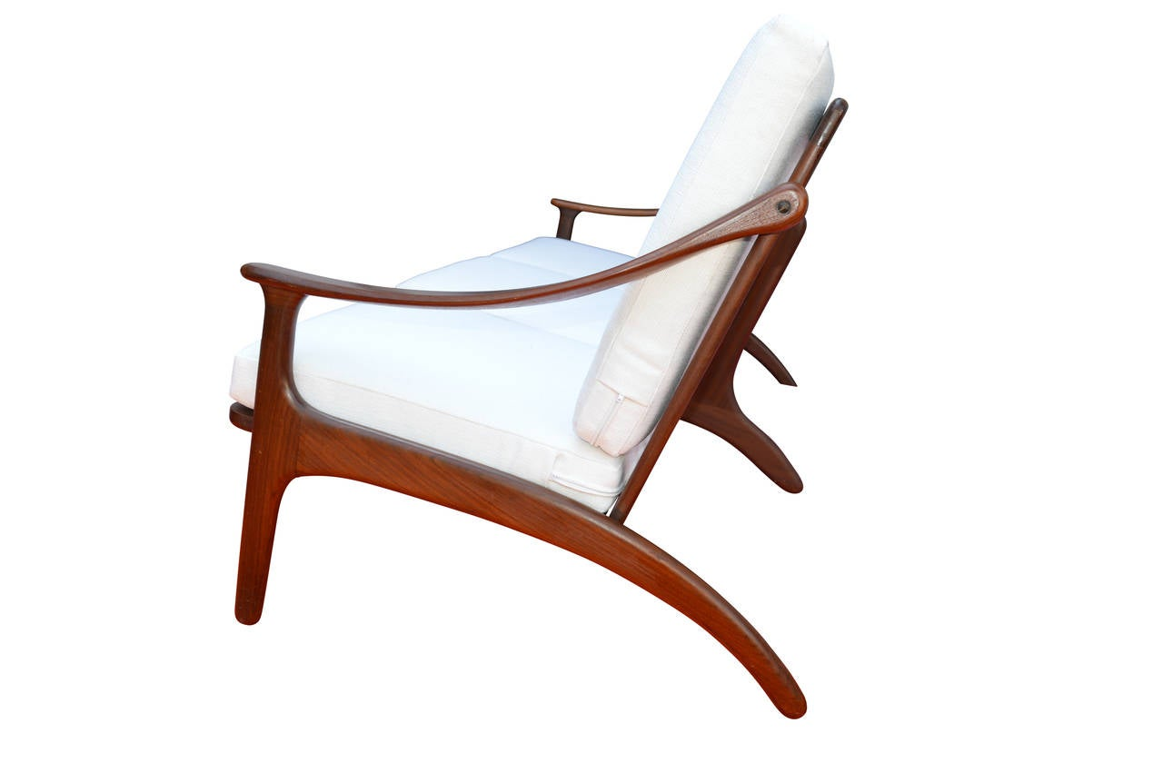 Late 20th Century Mid-Century Sofa by Arne Hovmand Olesen