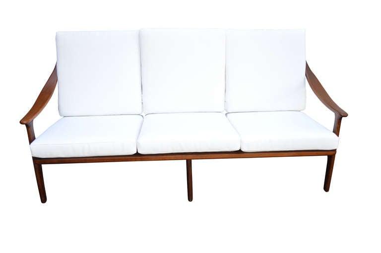 Mid-Century Modern Mid-Century Sofa by Arne Hovmand Olesen