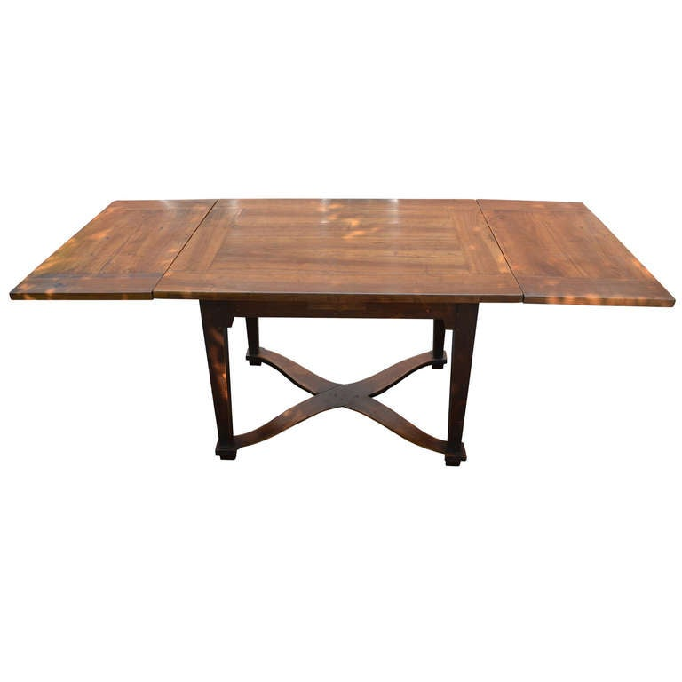 Early American Dining Room Furniture: Early American Confectionary Table At 1stdibs