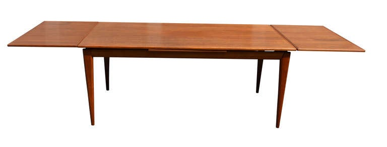 this danish teak dining table is no longer available