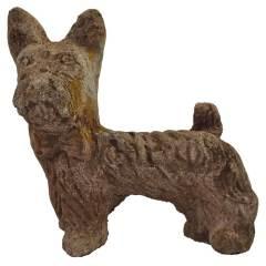 Dog Garden Stone Statute - West Highland Terrier