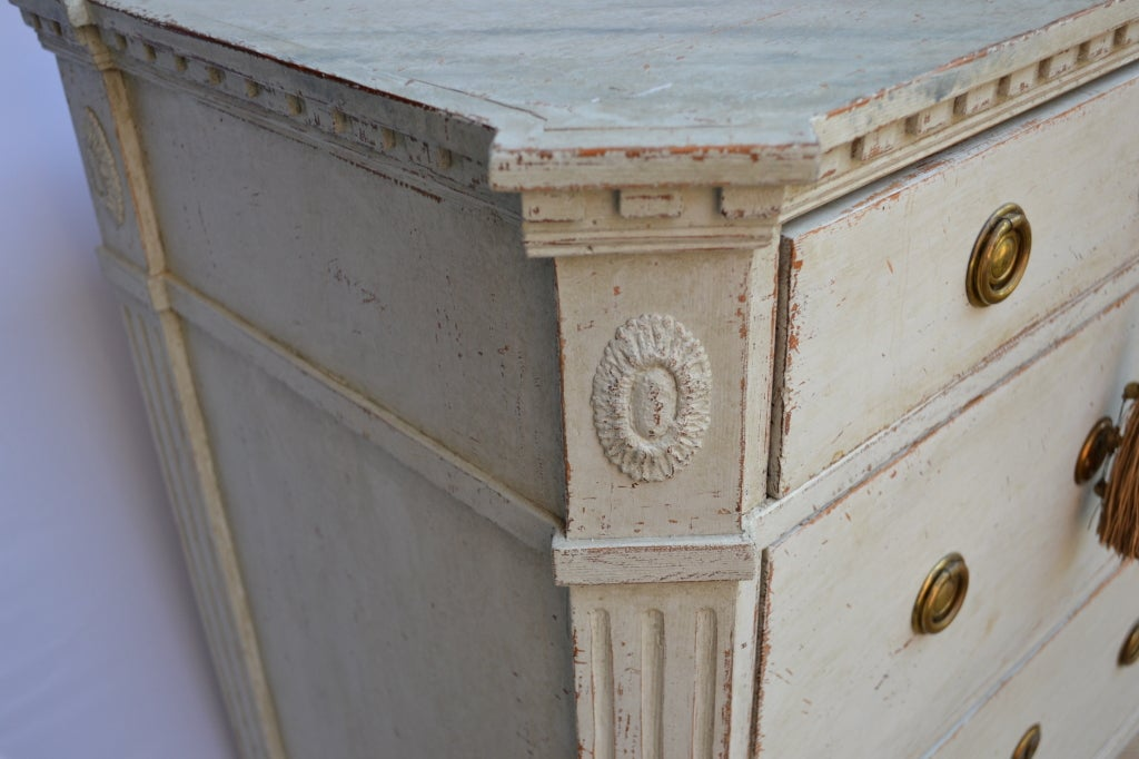 Gustavian Chest of Drawers, Sweden 1