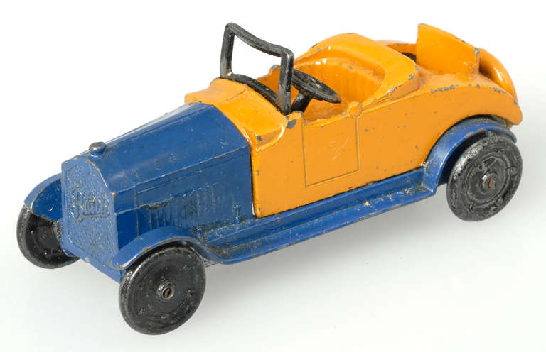 Tootsie Toy 11-Piece Playtime Toys Set No 5031 at 1stdibs