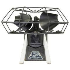 "Worlds Fair ""Century of Progress"" Radial Axis GE Fan"