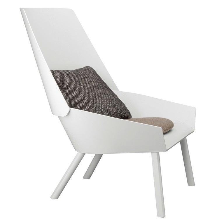 eugene lounge chair by stefan diez at 1stdibs. Black Bedroom Furniture Sets. Home Design Ideas