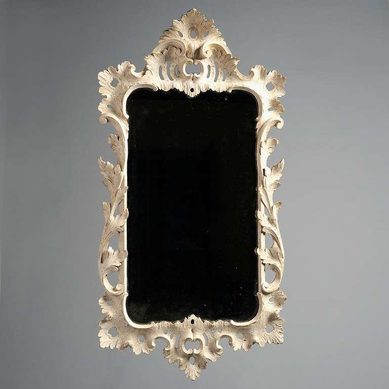 George II Mirror  2