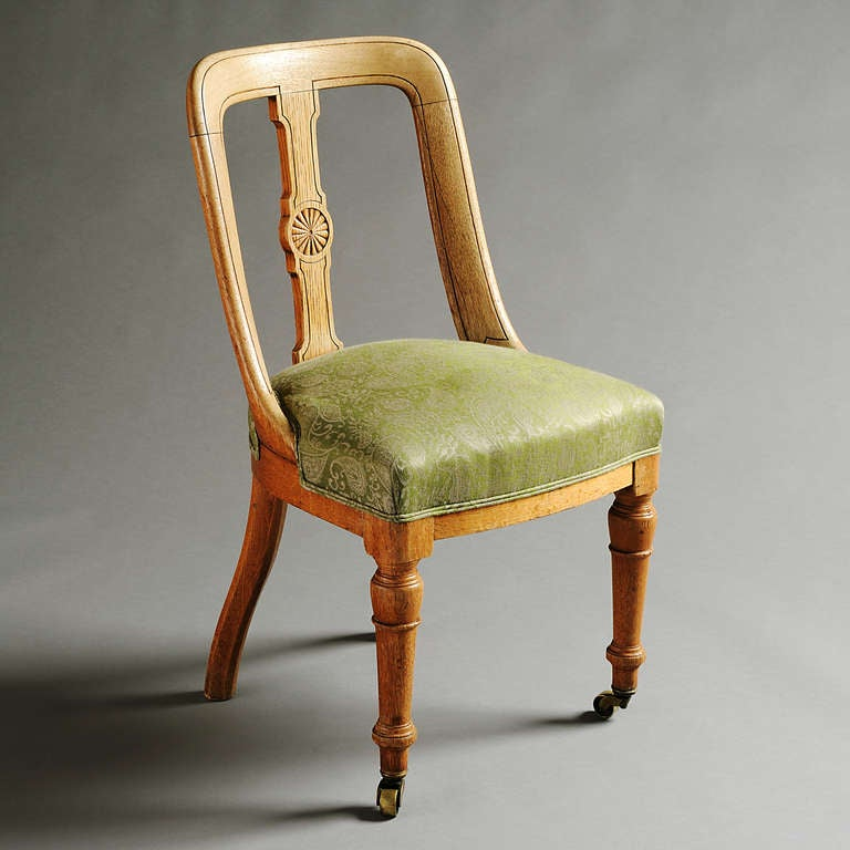 Eight Victorian Dining Chairs For Sale at 1stdibs : 328747l from www.1stdibs.com size 768 x 768 jpeg 45kB
