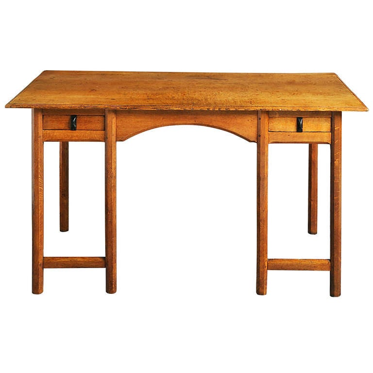 Gordon Russell Writing Table at 1stdibs