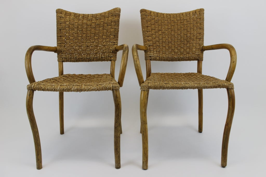 Hollywood Regency Style Bamboo Chairs For Sale At 1stdibs