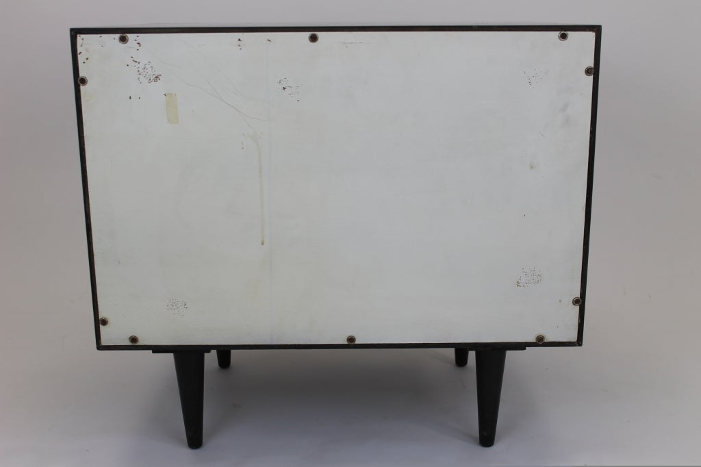 Mid-20th Century Harvey Probber small side table with drawer For Sale