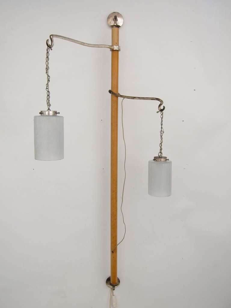 Mid Century Modern Wall Mounted Lights : Mid Century Wall Mounted Lamp at 1stdibs