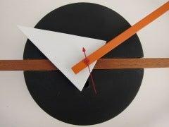 "George Nelson ""Eye"" Clock image 5"