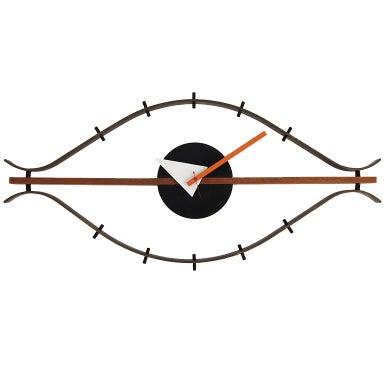 "George Nelson ""Eye"" Clock"
