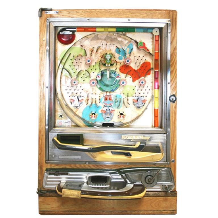 Vintage Plinko Game At 1stdibs