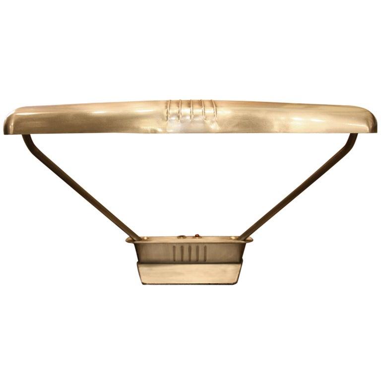 Vintage Retro Dazor Fluorescent Desk Lamp at 1stdibs