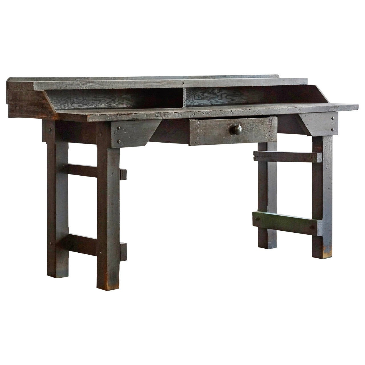 Project Me Craftsman Wood Workbench