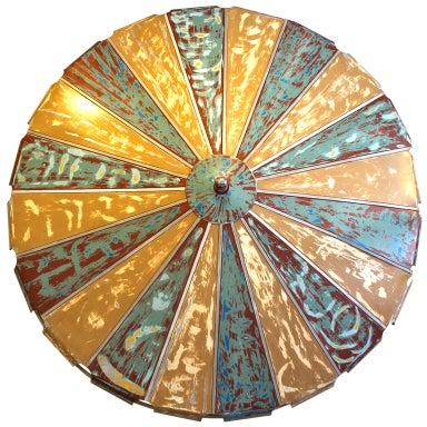 Classic 1950's Patio Umbrella