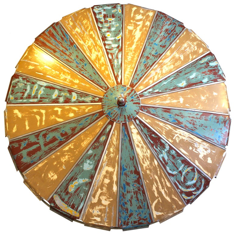 Classic 1950 S Patio Umbrella At 1stdibs