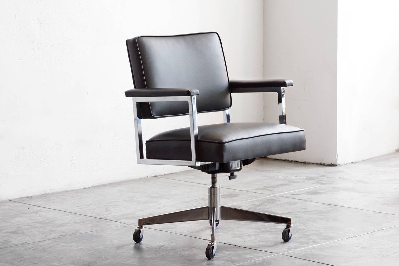 this 1970s steelcase office chair refinished is no longer available