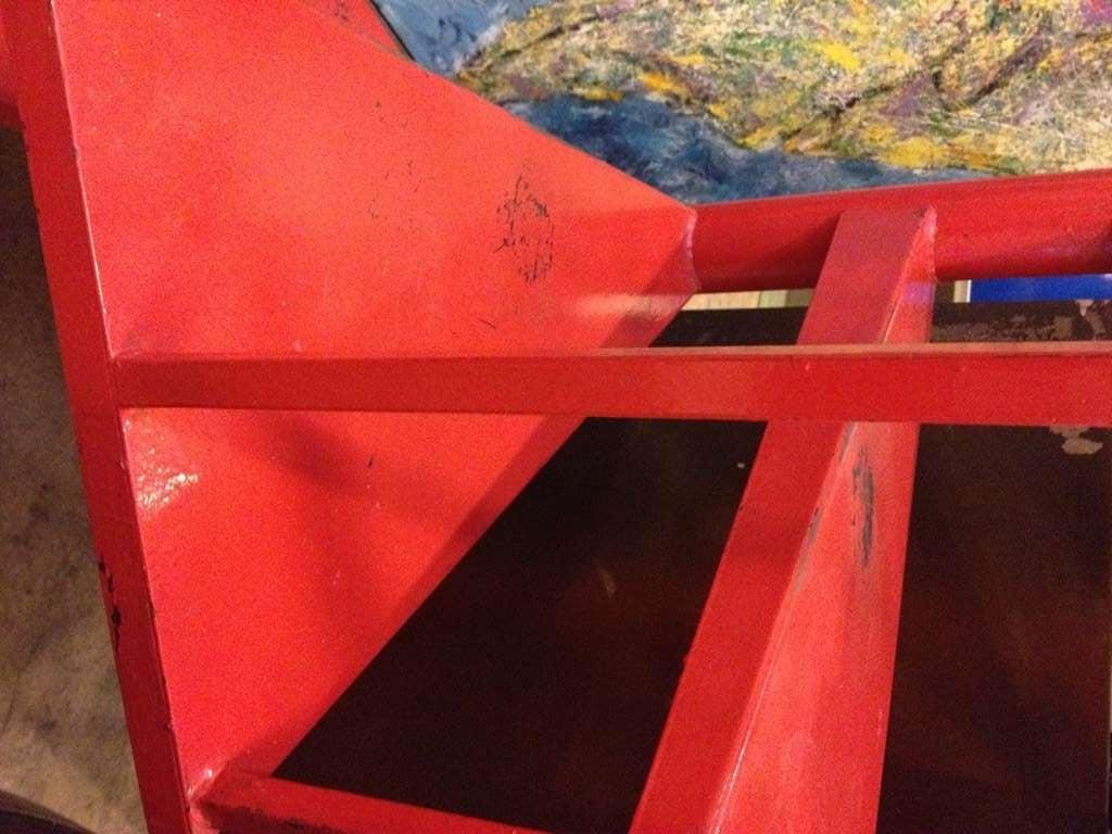 Vintage Steel Spiral Staircase 3
