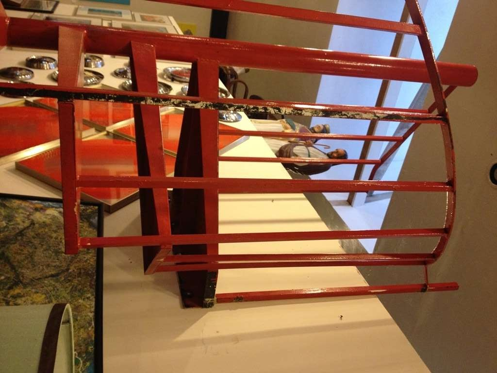 Vintage Steel Spiral Staircase 5